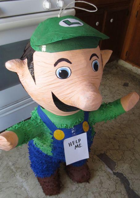 Doomed Luigi